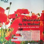 Les Musicales de la Molines 2013 - Marseille