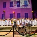 Marseille Gospel Résidence - Festival les Musicales de la Moline 2013 (Marseille)