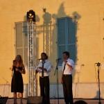 Quintête à Gospel - Festival les Musicales de la Moline 2013 (Marseille)