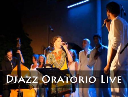Djazz Oratorio Live