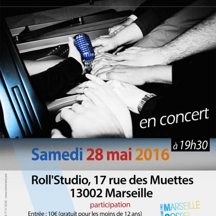 Concert Gospel Marseille