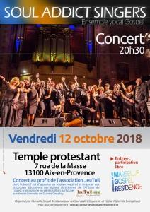 Visuel concert SAS Masse Aix